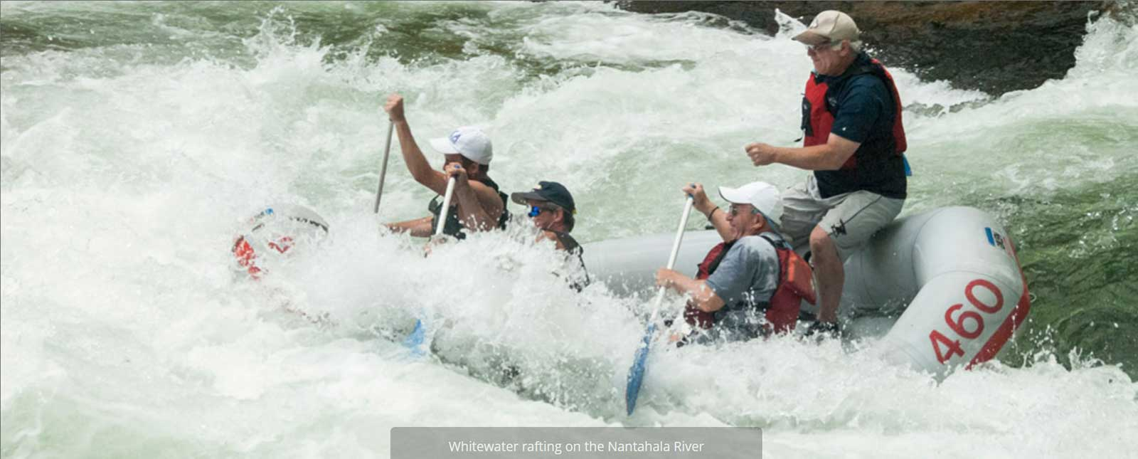 whitewate-rafting-nantahala-river